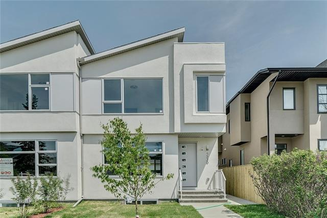 4530 19 Avenue NW, Calgary, AB T3B 0S2 (#C4208859) :: The Cliff Stevenson Group
