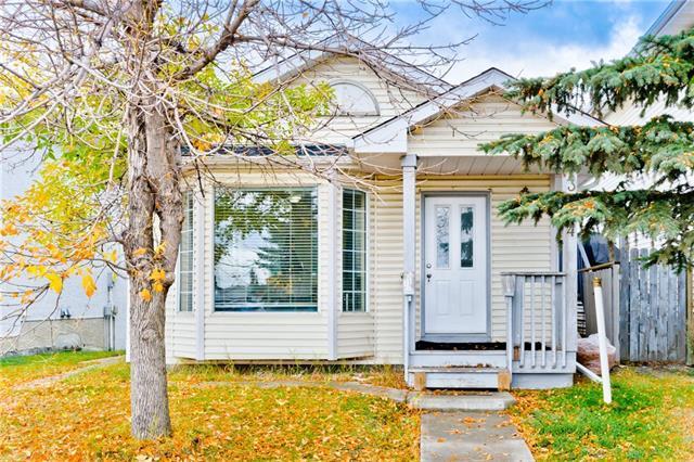 3624 Catalina Boulevard NE, Calgary, AB T1Y 6W6 (#C4208901) :: Calgary Homefinders