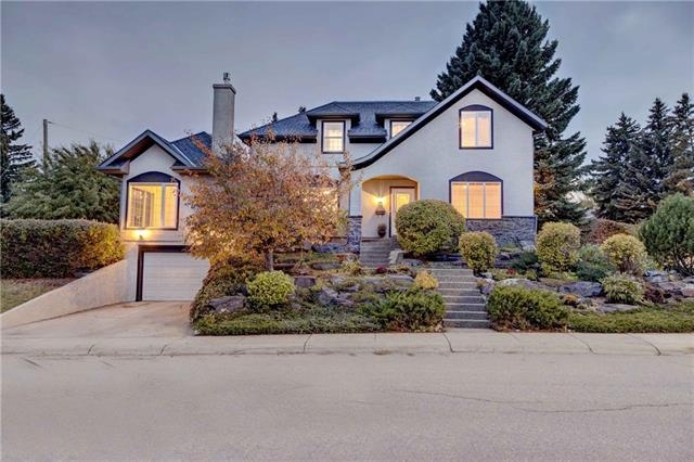 4940 Nelson Road NW, Calgary, AB T2K 2L9 (#C4208933) :: Canmore & Banff
