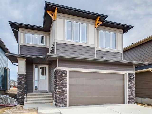 34 Ranchers Meadow, Okotoks, AB T1S 0P5 (#C4208969) :: Canmore & Banff