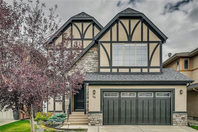 46 Johnson Place SW, Calgary, AB T3E 7S2 (#C4208980) :: Redline Real Estate Group Inc