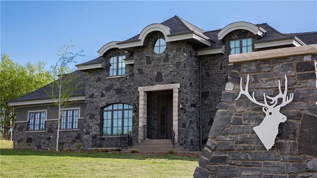 129 Silverhorn Ridge, Rural Rocky View County, AB T3R 1C7 (#C4208984) :: Redline Real Estate Group Inc