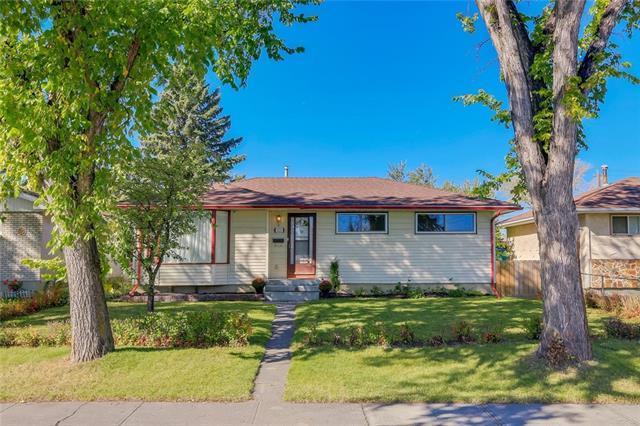2223 37 Street SE, Calgary, AB T3B 0Y8 (#C4208993) :: Canmore & Banff