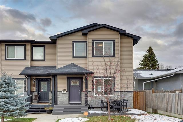 1610 43 Street SW, Calgary, AB T3C 2A4 (#C4209020) :: The Cliff Stevenson Group