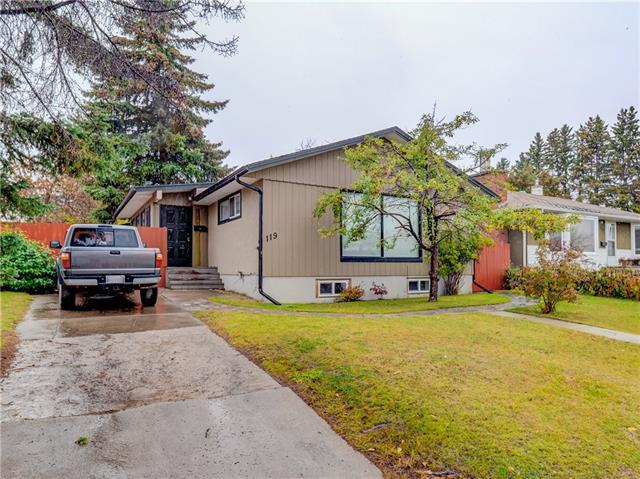 119 45 Street SW, Calgary, AB T3C 2B4 (#C4209033) :: Canmore & Banff