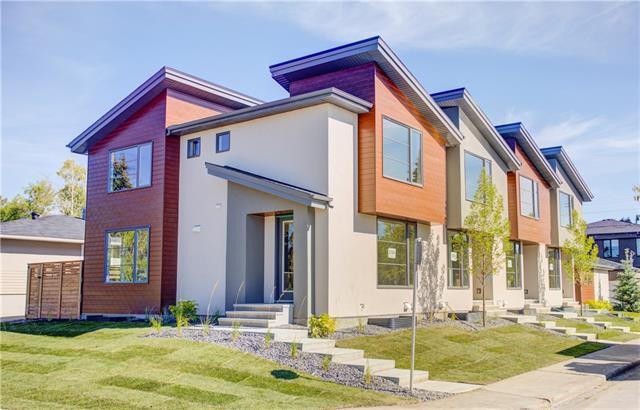 2014 26 Avenue NW, Calgary, AB T2M 2G2 (#C4209099) :: Canmore & Banff