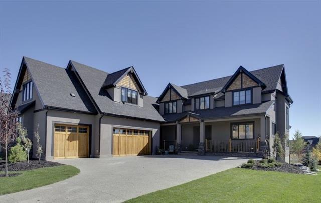 130 October Gold Way, Rural Rocky View County, AB T3Z 0A3 (#C4209126) :: Calgary Homefinders