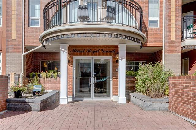 838 19 Avenue SW #215, Calgary, AB T2T 6H2 (#C4209185) :: Canmore & Banff