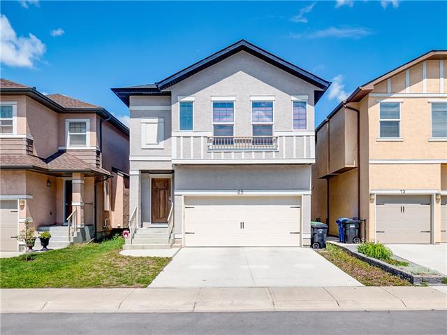 69 Covecreek Mews NE, Calgary, AB T3K 0V8 (#C4209243) :: Canmore & Banff