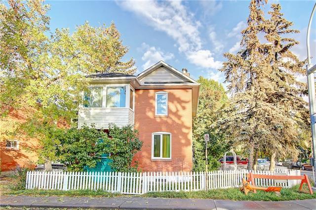2122 5 Street SW, Calgary, AB T2S 2B6 (#C4209263) :: Calgary Homefinders