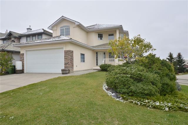 2 Gleneagles Green, Cochrane, AB T4C 1P4 (#C4209316) :: Calgary Homefinders