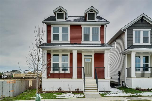 1166 Copperfield Boulevard SE, Calgary, AB T2Z 5E9 (#C4209317) :: Calgary Homefinders