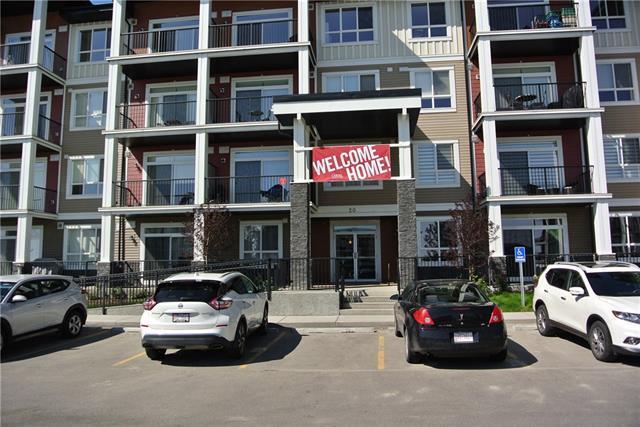 20 Walgrove Walk/Walkway SE #309, Calgary, AB T2X 4L2 (#C4209328) :: Canmore & Banff
