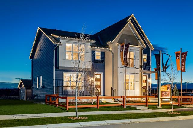 1306 Walden Drive SE, Calgary, AB T2X 2H5 (#C4209357) :: Canmore & Banff