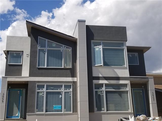3809 17 Street SW, Calgary, AB T2T 4P1 (#C4209394) :: Canmore & Banff