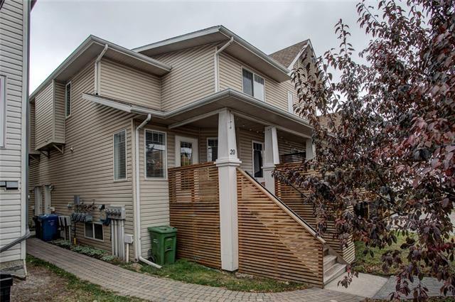 20 34 Avenue SW #1, Calgary, AB T2S 2Z2 (#C4209494) :: Redline Real Estate Group Inc