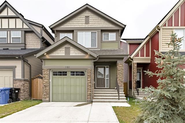 191 Legacy Reach Manor SE, Calgary, AB T2X 2C6 (#C4209511) :: Calgary Homefinders