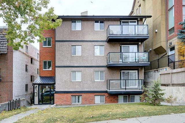 2308 17B Street SW #403, Calgary, AB T2T 4S8 (#C4209530) :: Calgary Homefinders