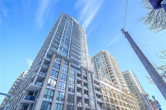 222 Riverfront Avenue SW #2121, Calgary, AB T2P 0X2 (#C4209536) :: Tonkinson Real Estate Team