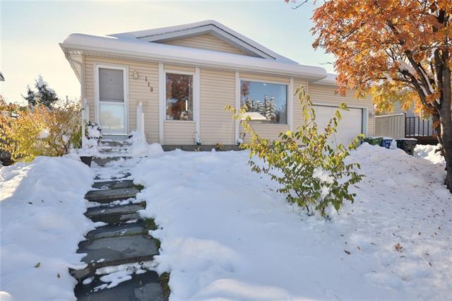119 Castleglen Road NE, Calgary, AB T3J 1P2 (#C4209548) :: Tonkinson Real Estate Team