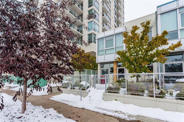 99 Spruce Place SW #132, Calgary, AB T3C 3X7 (#C4209554) :: The Cliff Stevenson Group