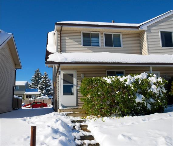 1515 Falconridge Drive NE #25, Calgary, AB T3J 1L8 (#C4209574) :: Canmore & Banff