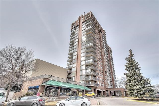 145 Point Drive NW #308, Calgary, AB T3B 4W1 (#C4209585) :: Your Calgary Real Estate