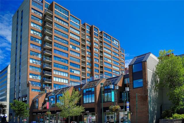 330 26 Avenue SW #901, Calgary, AB T2S 2T3 (#C4209587) :: Canmore & Banff