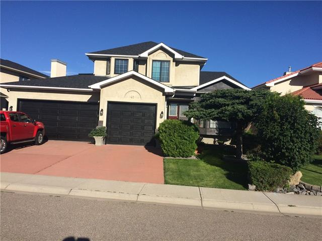 41 Hidden Valley Heights NW, Calgary, AB T3A 5G1 (#C4209624) :: The Cliff Stevenson Group