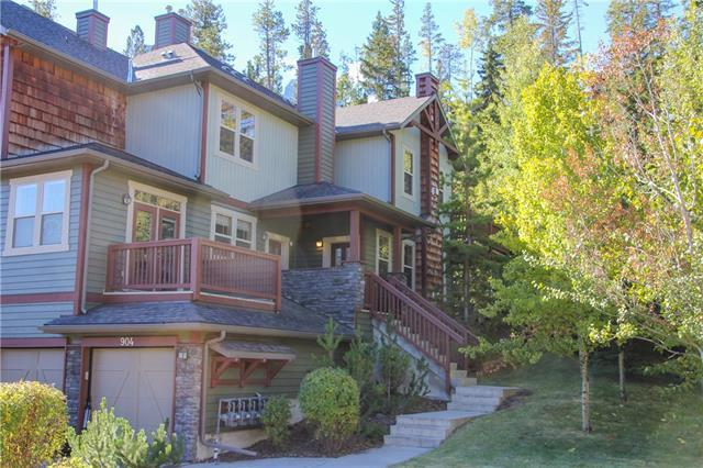 70 Dyrgas Gate #905, Canmore, AB T1W 3J6 (#C4209641) :: The Cliff Stevenson Group