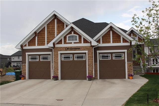 117 Rainbow Falls Bay, Chestermere, AB T1X 0S5 (#C4209642) :: Calgary Homefinders