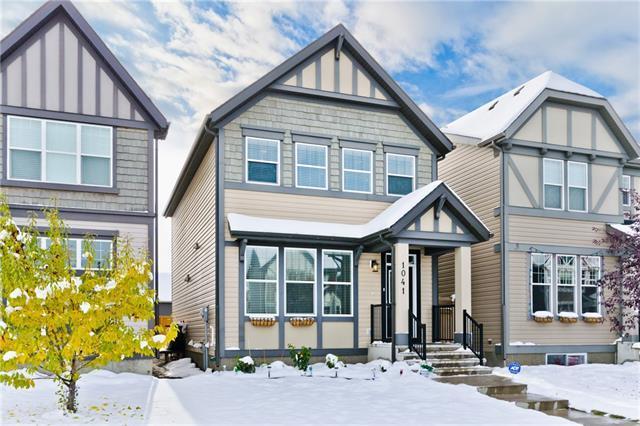 1041 New Brighton Park SE, Calgary, AB T2Z 0Y1 (#C4209653) :: The Cliff Stevenson Group