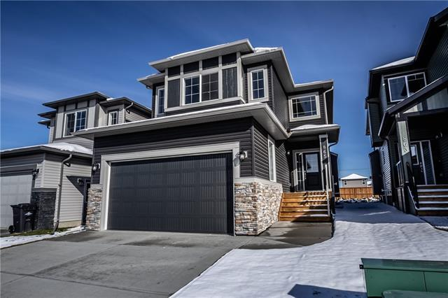 865 Hampshire Crescent NE, High River, AB T1V 0E4 (#C4209692) :: Redline Real Estate Group Inc