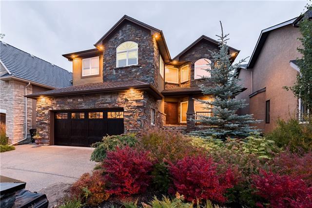 83 Cougar Plateau Circle SW, Calgary, AB T3H 5S7 (#C4209715) :: Calgary Homefinders