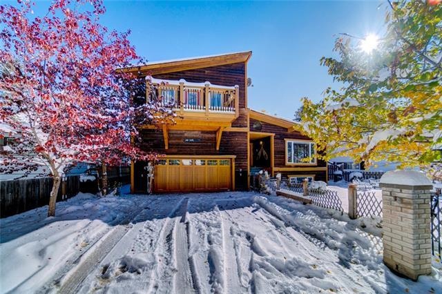 1400 10th Avenue, Canmore, AB T1W 1W2 (#C4209739) :: Canmore & Banff