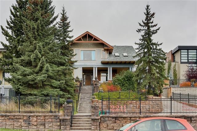 2211 16A Street SW, Calgary, AB T2T 4K3 (#C4209750) :: Calgary Homefinders