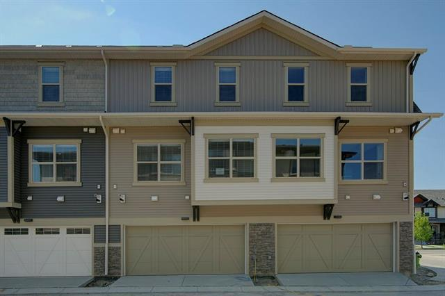 32 Horseshoe Cres #605, Cochrane, AB T4C 2P4 (#C4209766) :: Tonkinson Real Estate Team