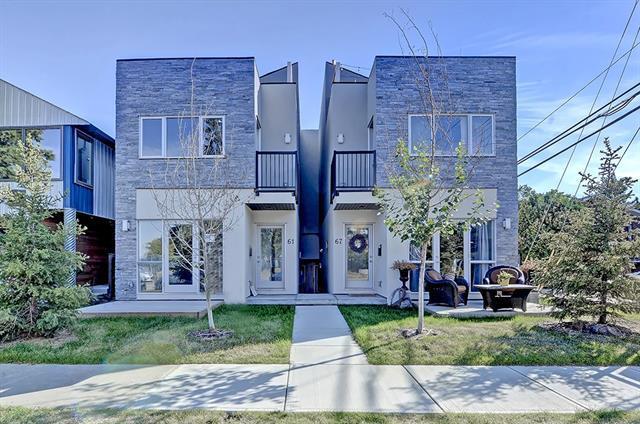 67 30 Avenue SW, Calgary, AB T2S 2Y4 (#C4209777) :: Redline Real Estate Group Inc