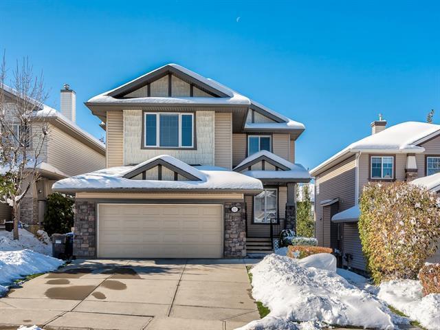 57 Crestmont Drive SW, Calgary, AB T3B 5X7 (#C4209812) :: The Cliff Stevenson Group