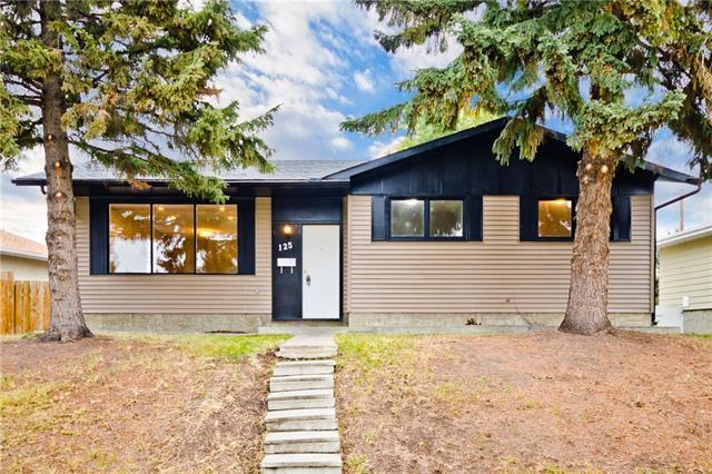 125 Marbrooke Circle NE, Calgary, AB T2A 2W7 (#C4209820) :: The Cliff Stevenson Group