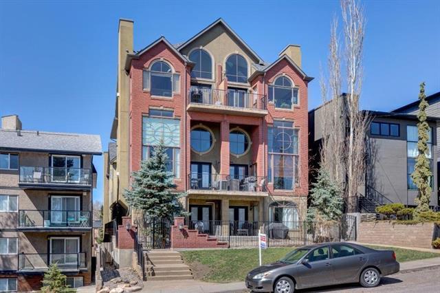 2306 17B Street SW #202, Calgary, AB T2T 4S8 (#C4209825) :: Calgary Homefinders