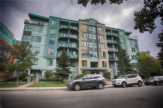 328 21 Avenue SW #303, Calgary, AB T2S 0G8 (#C4209850) :: Calgary Homefinders