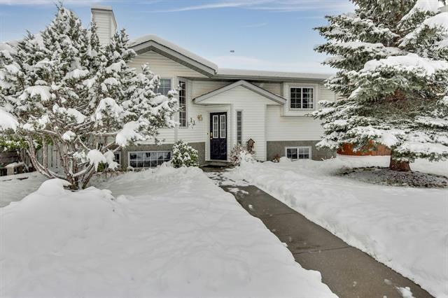21 West Mcdougal Road, Cochrane, AB T4C 1L3 (#C4209878) :: Redline Real Estate Group Inc