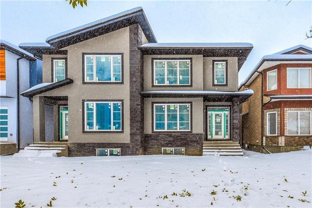 246 24 Avenue NE, Calgary, AB T2E 1W8 (#C4209900) :: Canmore & Banff