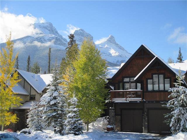 112 Casale, Canmore, AB T1W 3G2 (#C4209905) :: The Cliff Stevenson Group