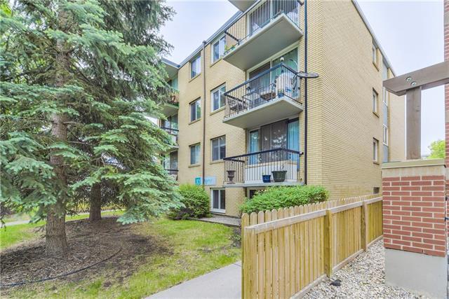 313 20 Avenue SW #101, Calgary, AB T2S 0E6 (#C4209911) :: Canmore & Banff