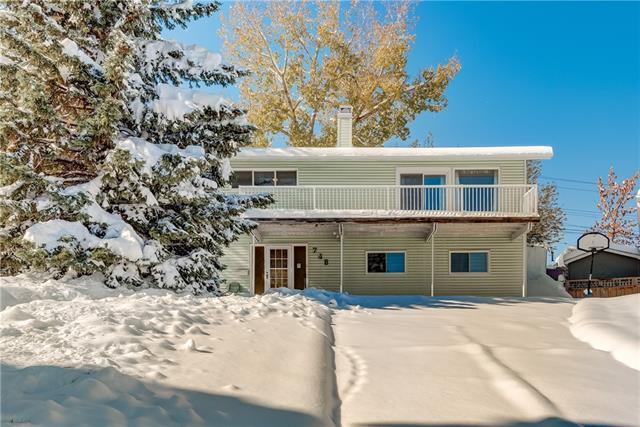 748 Sierra Crescent SW, Calgary, AB T2W 0P1 (#C4209912) :: Tonkinson Real Estate Team