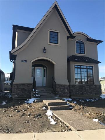 58 Cooperstown Court SW, Airdrie, AB T4B 2C5 (#C4209928) :: Your Calgary Real Estate