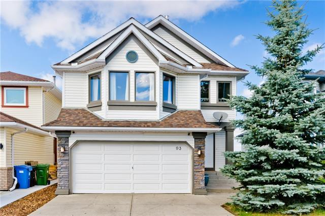 93 Arbour Ridge Heights NW, Calgary, AB T3G 3Z2 (#C4209951) :: Canmore & Banff