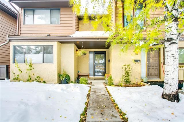 2300 Oakmoor Drive SW #93, Calgary, AB T2V 4N7 (#C4209955) :: Your Calgary Real Estate